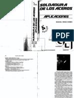 Soldadura de los aceros. Aplicaciones. Manuel Reina Gómez.pdf