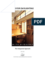 Typs For Daylighting With Windows