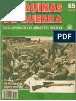 Maquinas de Guerra 065 - Fusiles de La Segunda Guerra Mundial
