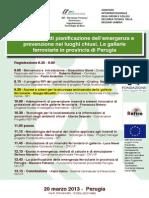 Giorgio Micolitti - Convegno Vigli del Fuoco Ordine degli Ingegneri Perugia del 20-03-2013