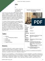 Concílio de Trento – Wikipédia, a enciclopédia livre