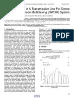 crosstalk-effect-in-a-transmission-line-for-dense-wavelength-division-multiplexing-dwdm-system