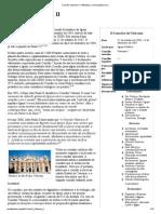 Concílio Vaticano II – Wikipédia, a enciclopédia livre