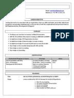 downloadmela com sap fico  years experience resumesap fico resume format