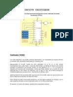 Circuito Codificador 74c922