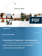 comScore - Video Online en América Latina
