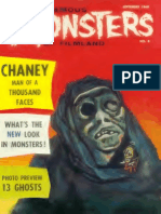 Famous Monsters of Filmland 008 1960 Warren Publishing