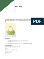 Everyday Market Bag