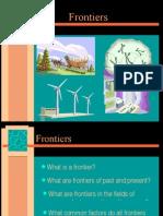 Frontiers Presentations
