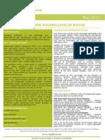 Enviromail 65 - Adsorbable Organic Halides AOX - May 2013