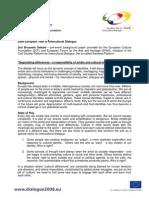 Arts Culture Concept Paper