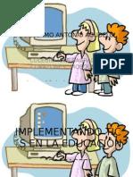 Las Tics en Los Procesos Educativos
