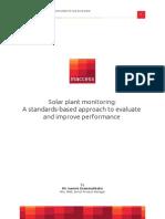 Solar Plant Monitoring November