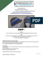 Brick Stitch Hat Bobwilson123