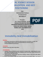 CSS 2 Immobilization and Bed Positioning