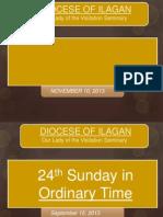 24th Sunday Ordinary
