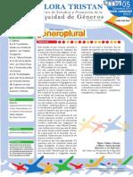 Revista N° 5 El Género en Plural_ diciembre 2013