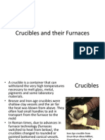 401 Crucible Furnaces
