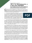 2005 NO A LA DISCRIMINACIÓN A PORTADORES DE SIDA