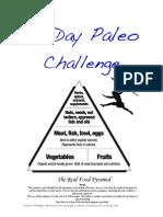 30-Day Paleo Challenge