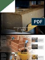 Adobe Vermeer Block Press Bp714 Shett