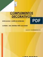 Tema 03 Complementos Decorativos-pisos