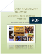 Guidebook Implementing Development Education Final