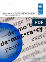 Democratic Governance Manual
