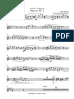 Danzon n2 Oboe