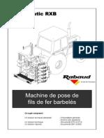 05 - Hydraulique - Tracteur Cloturmatix