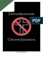 Demaskowanie Chrześcijaństwa