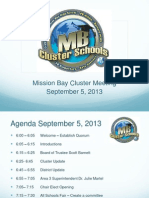 2013-09-03 MB Cluster Lily PPT