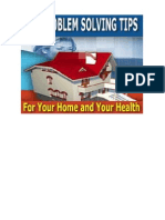 200 Problem Solving Tips for Your Home and Yor Health