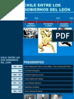 9.- Chile Entre Los Dos Gobiernos Del Leon