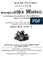 Adelung, Johann - Grammatikalisch-kritisches Wörterbuch F-L (1796)