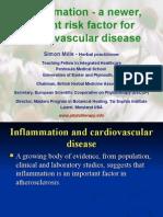 Cardiovascular Disease and Inflammation - Simon Mills