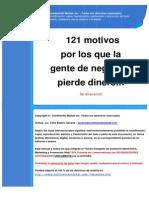 05 - 121 Formas para no perder dinero con su negocio en Internet.pdf