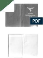 Adler, Hermann & Kückens, Rolf - Deutscher Luftwaffenkalender 1941 - Das Handbuch der Luftwaffe