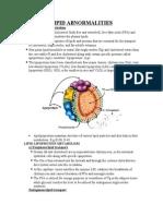 Lipid Abnormalities