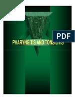 Mk Res Slide Pharyngitis and Tonsilitis