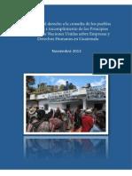 193188135 Informe Final Ixil Foro Empresas Derechos Humanos