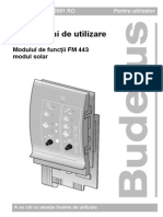 08 Instructiuni de Utilizare FM443.Ro