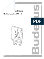 09 Instructiuni de Utilizare FM445.Ro