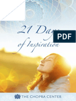 21 Days of Inspirations