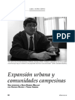 Comunidades Expansion