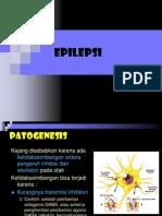 Epilepsi Patofisiologi dan Manifestasi klinik