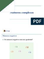 2 ANO - Números complexos - 2007