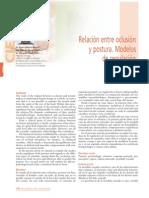 186 CIENCIA Relacion Oclusion Postura 1