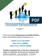 Technopreneurship Part1