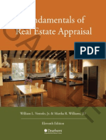 Fundmental of Real Estate Appraisal -W